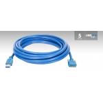 USB3.1 - kabel USB3.1-A na USB3.1-MikroB