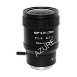 AZURE - Zoom objektivy pro 2 MPix kamery